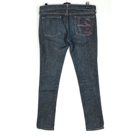 Citizens of Humanity-Citizen of Humanity Love Slim Jeans W30-Bleu