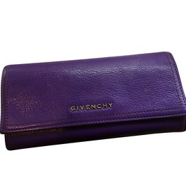 Givenchy-Wallets-Purple