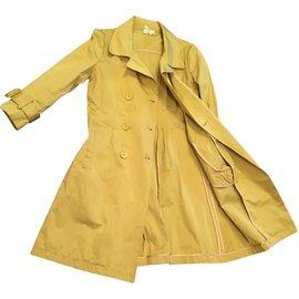 Pinko-Jackets-Yellow