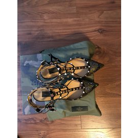 Valentino-Heels-Multiple colors