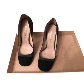 Prada-Heels-Multiple colors