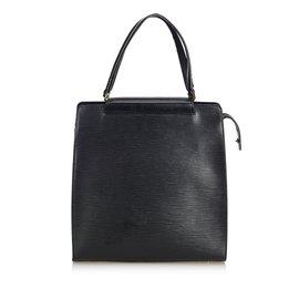 Louis Vuitton-Epi Figheri PM-Noir
