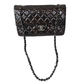 Chanel-Timeless-Marron