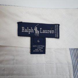 Ralph Lauren-Ralph Lauren jupe droite taille 36FR-Blanc