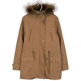 Des Petits Hauts-Manteaux, Vêtements d'extérieur-Marron