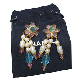 Chanel-Chanel earrings-Other
