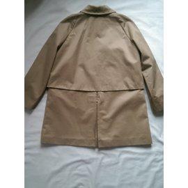 Claudie Pierlot-Trench coats-Beige