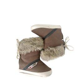 Baby Dior-Boots-Grey