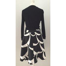 Diane Von Furstenberg-Robes-Noir