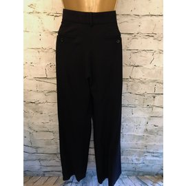 Nicole Fahri-Pantalons, leggings-Noir