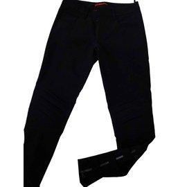 Prada-Superbe Pantalon skinny Prada noir-Noir