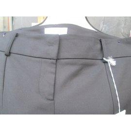 Patrizia Pepe-Pantalon trousers nero-Noir