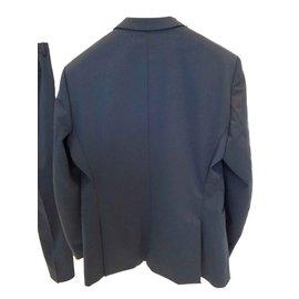 Zara-Superb night blue suit-Blue