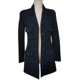 Chanel-Timeless jacket-Black