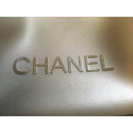 Chanel-Fourre-tout-Gris