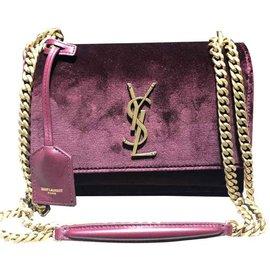Second hand Yves Saint Laurent Clutch bags - Joli Closet 9f4273b484b06