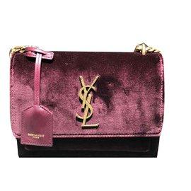 09830c6a0c Second hand Yves Saint Laurent Clutch bags - Joli Closet