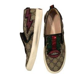 Gucci-Flats-Multiple colors