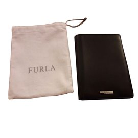Furla-Wallets Small accessories-Dark brown
