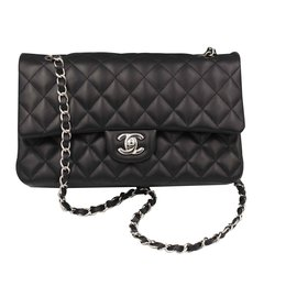 Chanel-Timeless 25-Noir