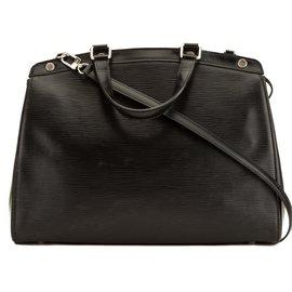 Louis Vuitton-Noir Epi Brea PM-Noir
