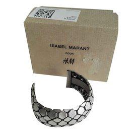 Isabel Marant Pour H&M-Bracelets-Argenté