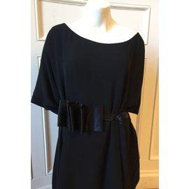 Acne-Robes-Noir