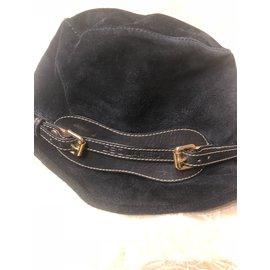 Dsquared2-Chapeaux-Noir