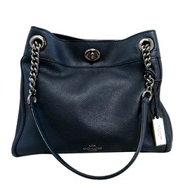 Coach-Edie-Dark blue