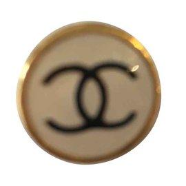 Chanel-Cadeaux VIP-Blanc,Doré