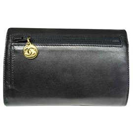 Chanel-Coin purse Chanel-Black