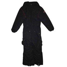 Christian Dior-Veste une pièce-Noir