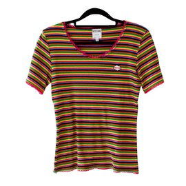 Moschino-T-shirts-Multicolore