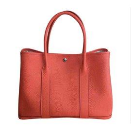 Hermès-Garden Party-Orange