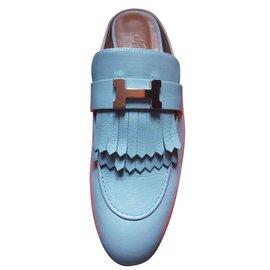 Hermès-Rivoli-Bleu