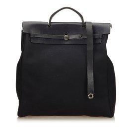 Hermès-Herbag MM-Noir