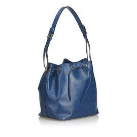 Louis Vuitton-Epi Petit Noé-Bleu