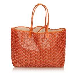Goyard-Saint Louis PM-Multicolore,Orange