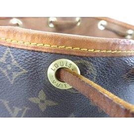 Louis Vuitton-NOE GM MONOGRAM-Marron