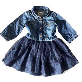 Levi's-Robes-Bleu