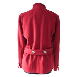 Yves Saint Laurent-Vestes-Rouge