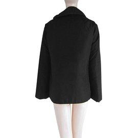 Christian Dior-Christian Dior Puffer Jacket-Noir