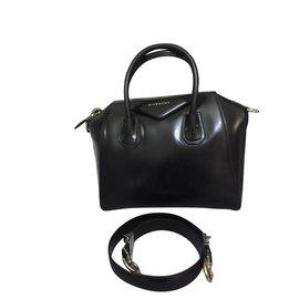 Givenchy-Givenchy Antigone Petite Taille NOIR SAC-Noir