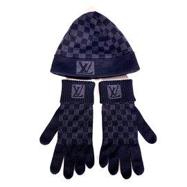 Chapeaux Bonnets Louis Vuitton occasion , Joli Closet