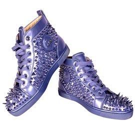 Second hand Christian Louboutin Men s shoes - Joli Closet 05a3b102fae6