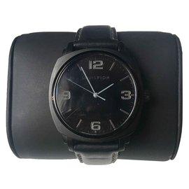 Autre Marque-Louis Pion Watch-Black