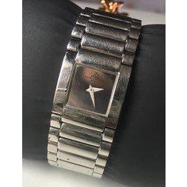 Baume & Mercier-Laufsteg-Silber,Grau