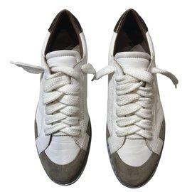 Max & Moi-Baskets-Blanc
