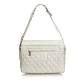 Chanel-Cocoon Messenger Bag-Gris