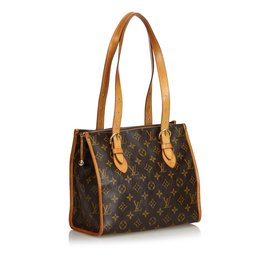 Louis Vuitton-Monogram Popincourt Haut-Marron